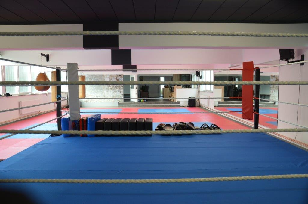 Boxring im BKF Bünde