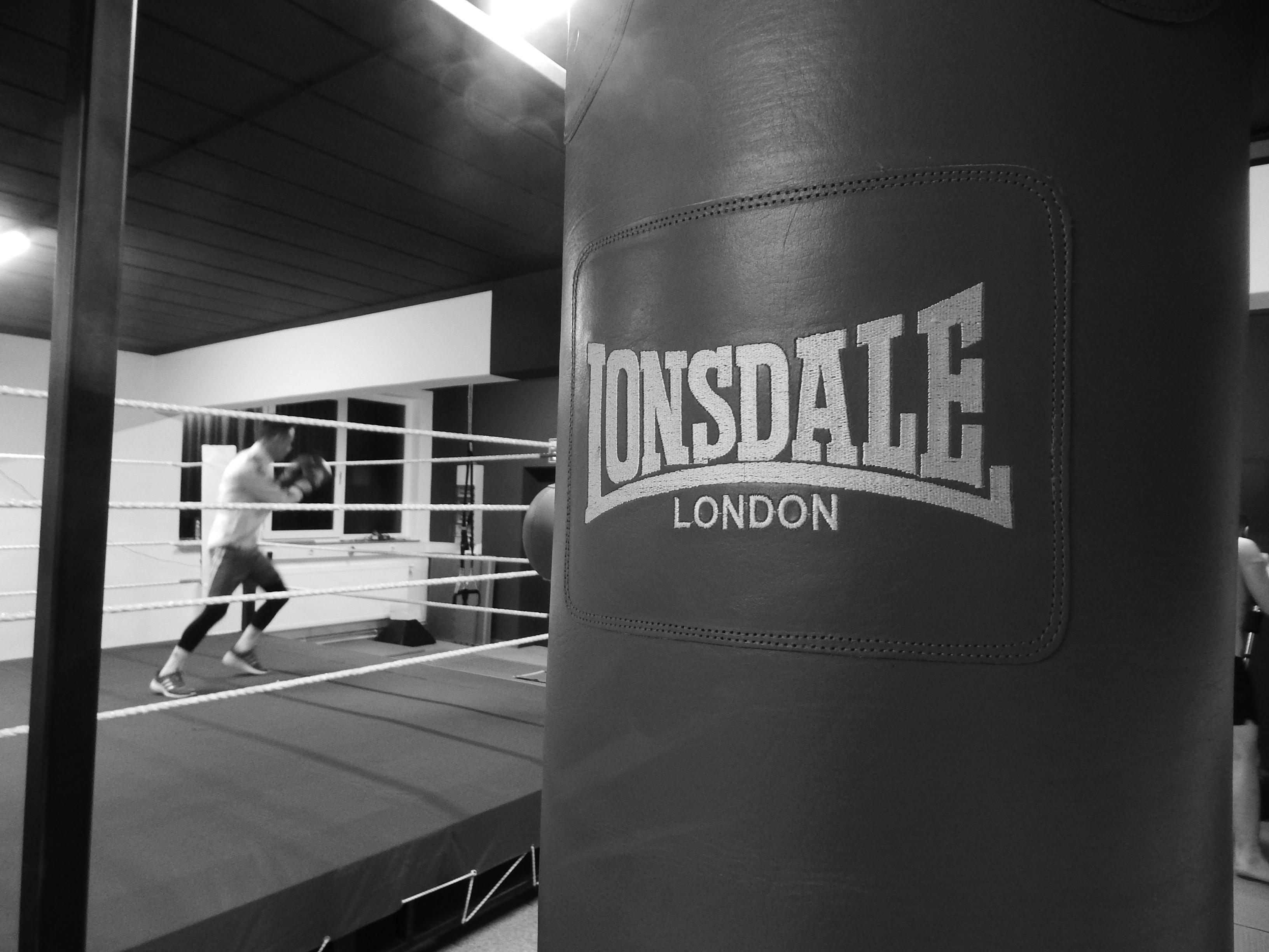 Lonsdale Boxsack