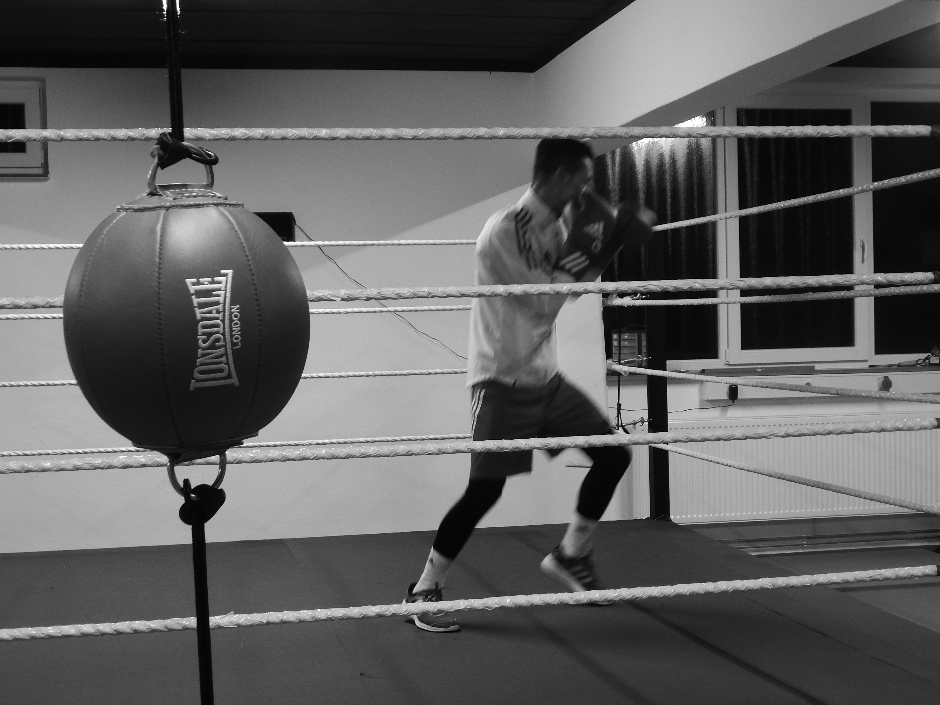 Shuffle Boxing