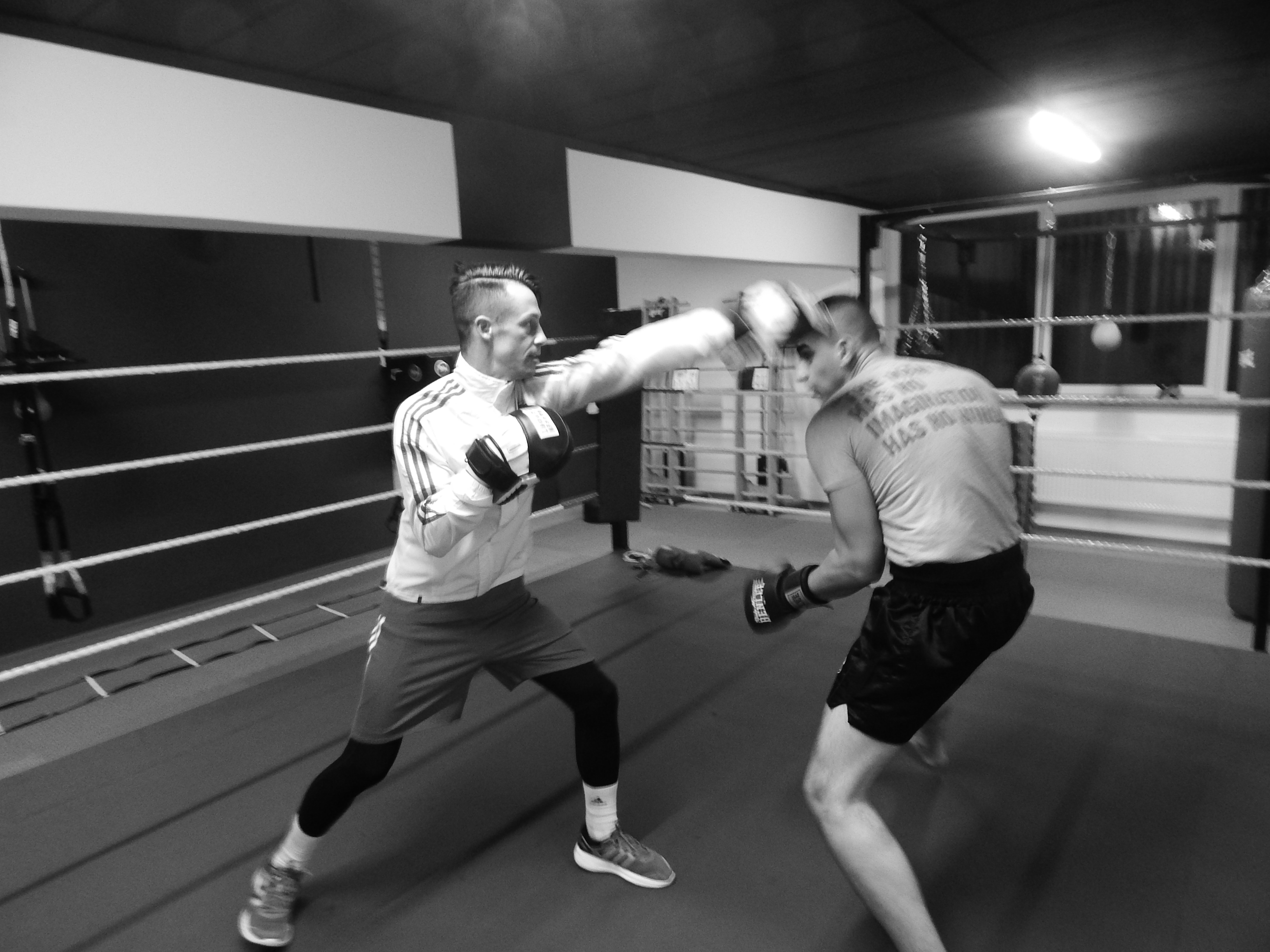 Jab Training
