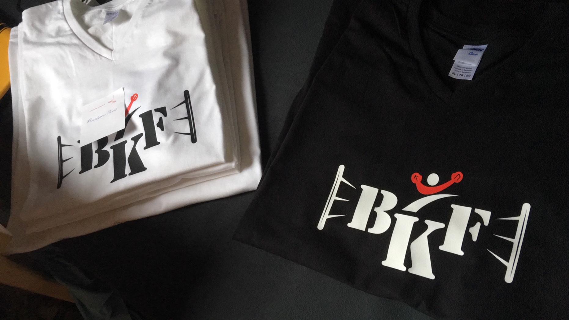 Mitglieder Shirts BKF