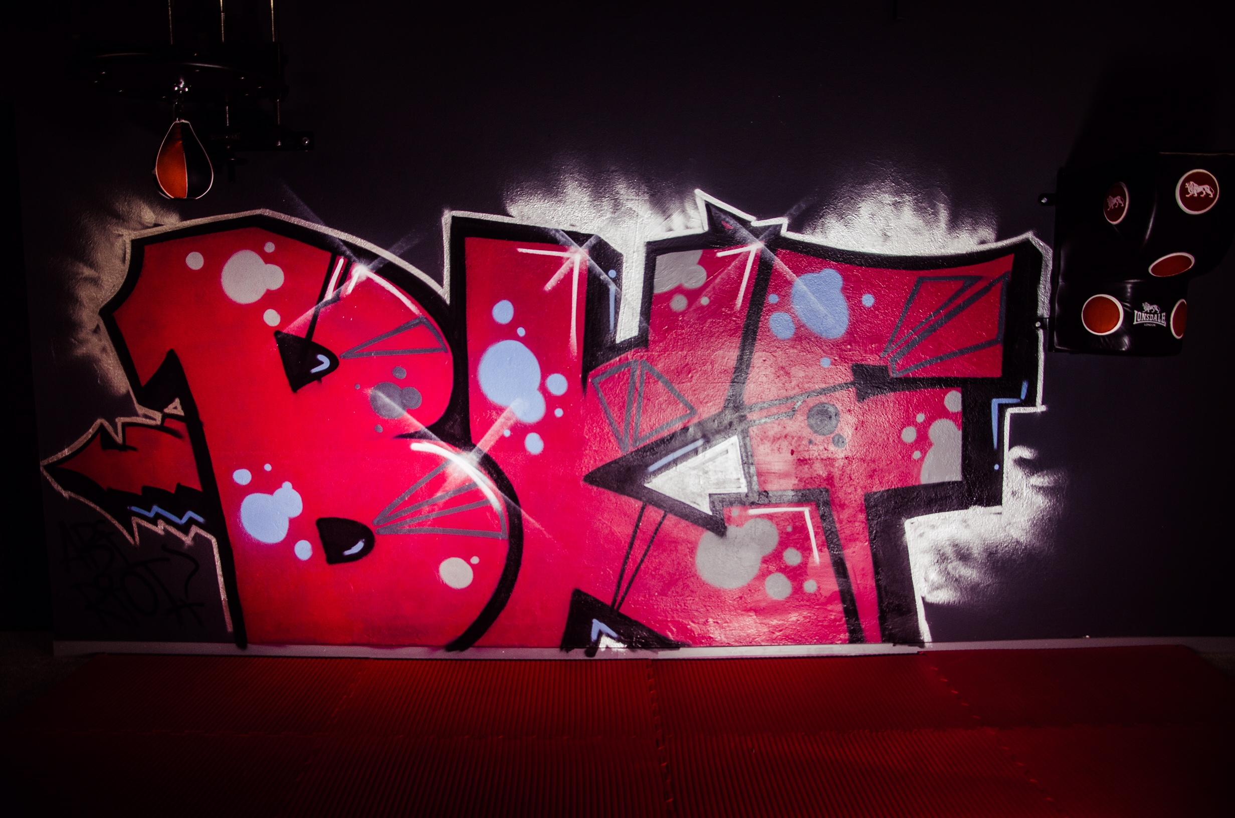 BKF Graffiti Bünde